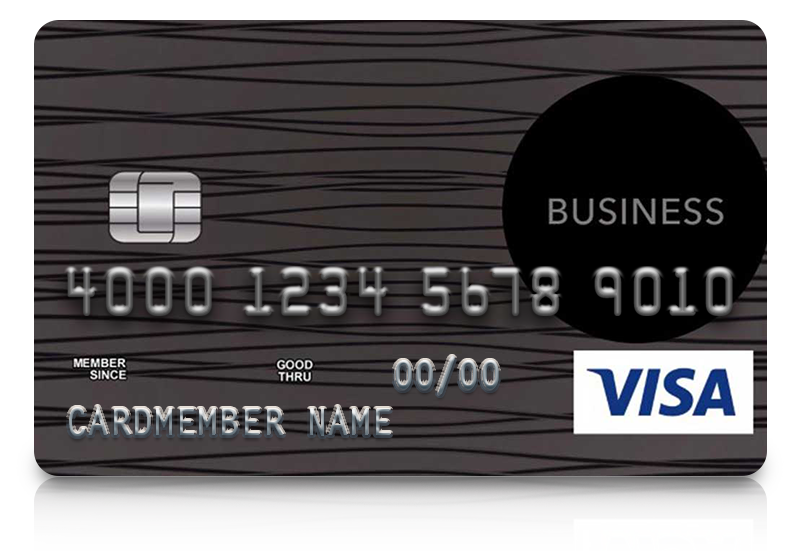 Business Visa card